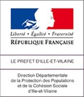 Direction Départementale de la Jeunesse, des sports et de la Protection des Personnes d'Ille et vilaine