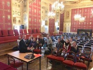 Photo Parlement Grand'Chambre